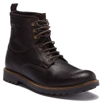 Base London Partridge Leather Lace Up Boot