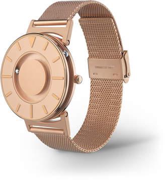 Eone Time Bradley Rose Gold Mesh II Watch