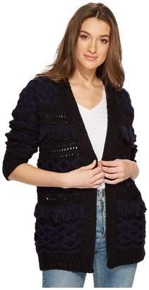 Lucky Brand Stevie Cardigan Women's Sweater