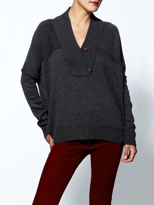 RD Style Loose V-Neck Sweater