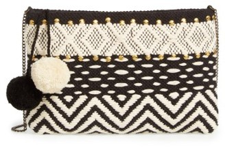 Sole Society Lowell Clutch - Black $54.95 thestylecure.com