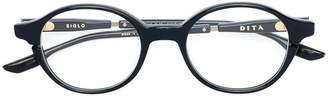 Dita Eyewear Siglo round frame glasses