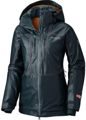 Columbia Titanium Outdry EX Hooded Mogul Jacket - Women's