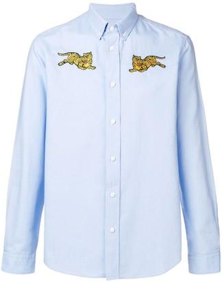 9e5d57f04f7c Kenzo Jumping Tiger button-down shirt