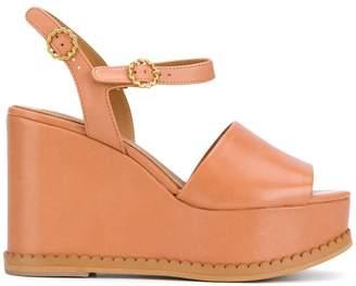 See by Chloe wedge heel sandals
