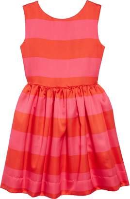 Kate Spade carolyn stripe party dress