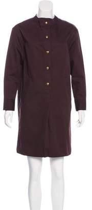Atlantique Ascoli Long Sleeve Shirt Dress
