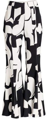 H&M Flared Pants - Black