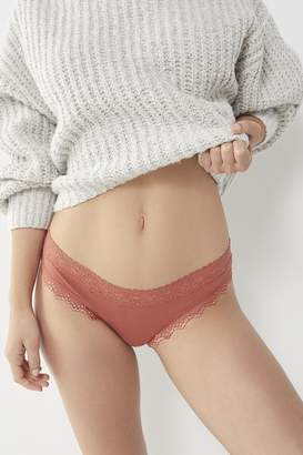 Out From Under Olivia Cotton Thong