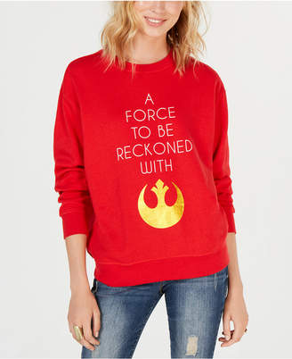 Freeze 24-7 Juniors' Star Wars Sweatshirt