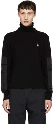 Moncler Black Ciclista Turtleneck