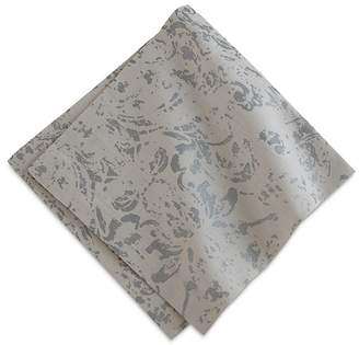 Villeroy & Boch Metallic Damask Napkins, Set of 4