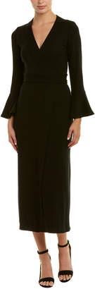 Rachel Pally Luxe Rib Wrap Dress