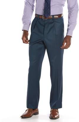 c31bcedb2d Men s Steve Harvey Classic-Fit Blue Pleated Suit Pants