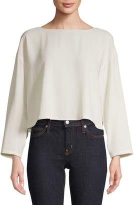 Eileen Fisher Ballet Neck Top