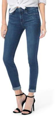 Joe's Jeans Icon Roll Cuff Crop Skinny Jeans