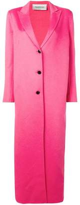 Valentino long buttoned coat