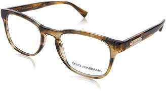 Dolce & Gabbana Glasses Frames 3260 3063 Mens 52mm