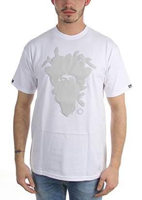 Crooks & Castles Men's Cryptic Medusa T-Shirt