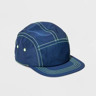Cat & Jack Boys' Mesh Baseball Hat Navy