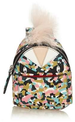 Fendi Vintage Mini Monster Backpack Bag Charm