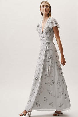 Anthropologie Plymouth Wedding Guest Dress