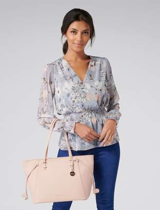 Forever New Ally Structured Tote Bag - Wild Blossom - 00