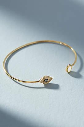 Anthropologie Aura Cuff Bracelet