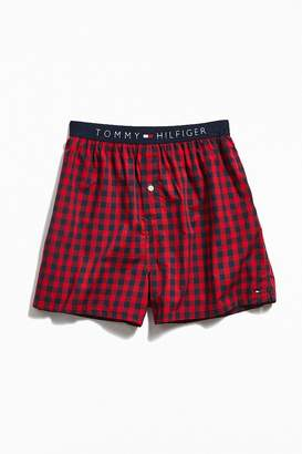 Tommy Hilfiger Checked Boxer