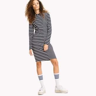 Tommy Hilfiger Mix Stripe Bodycon Dress