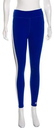 Tory Sport Mid-Rise Athletic Pants