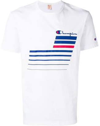 Champion logo printed T-shirt
