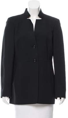 Akris Structured Wool Jacket