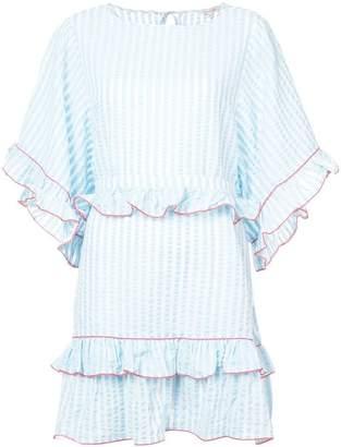 Morgan Lane Ruthie ruffle blouse