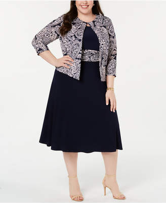 d8a8b7989e7 Jessica Howard Plus Size Clothing - ShopStyle Canada