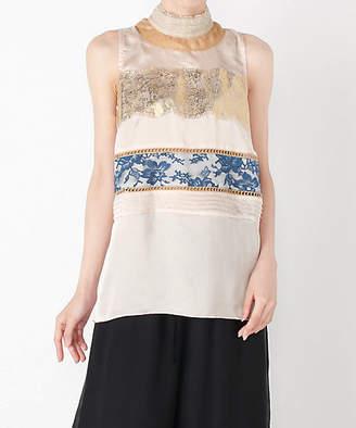 [Overlace] Dress Sleeveless Blouse(81-91005)