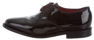 Allen Edmonds Patent Leather Derby Shoes