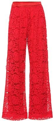 Dolce & Gabbana Lace trousers