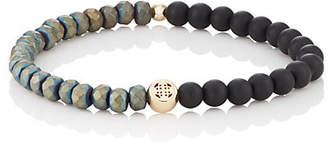 Luis Morais Men's Beaded Bracelet