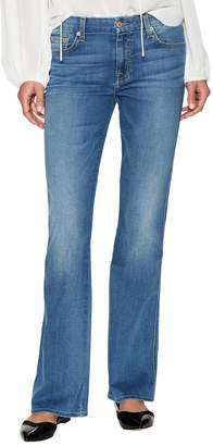 7 For All Mankind Women's Classic Flare Jean
