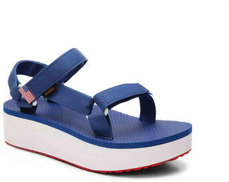 Teva Flatform Universal 4th of July Sandal - Women's