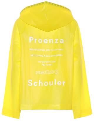 Proenza Schouler PSWL printed coat