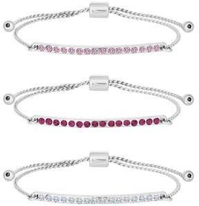 Next Lipsy Toggle Bracelets 3 Pack - One Size