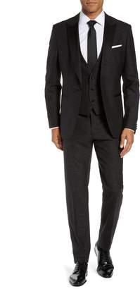 BOSS Rendal/Wilden Slim Fit Three-Piece Tuxedo