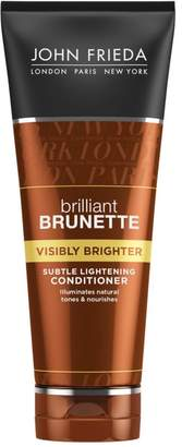 John Frieda Brilliant Brunette visibly brighter conditioner 250ml