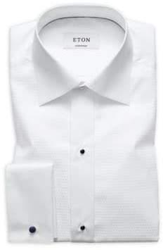 Eton Evening Jacquard Contemporary-Fit Shirt