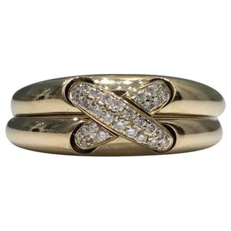 Chaumet Liens yellow gold ring