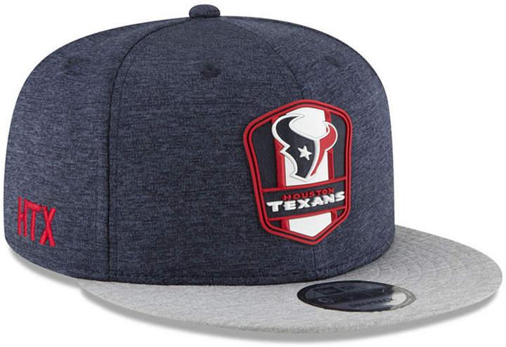 New Era Boys' Houston Texans Sideline Road 9FIFTY Cap