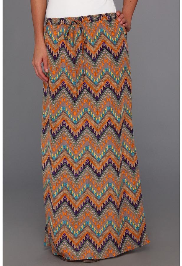 Lucy-Love Lucy Love - Santa Cruz Skirt (Stone) - Apparel