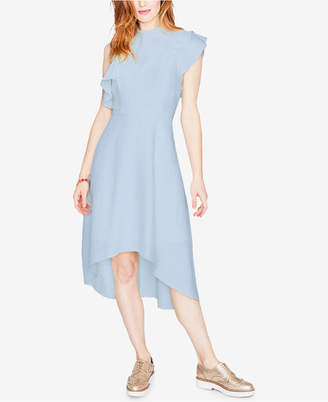 Rachel Roy Ruffled High-Low Midi Dress, Created for Macy's